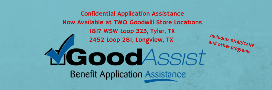 GoodAssist 2 locations website slide