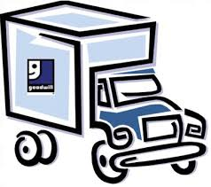 Goodwill Truck Illustration